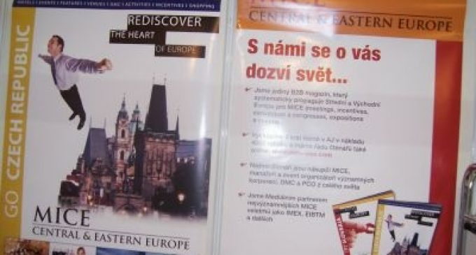 GO and REGIONTOUR Trade Fairs in the Czech Republic