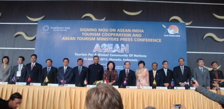 Manado v Indonézii hostilo veletrh ATF