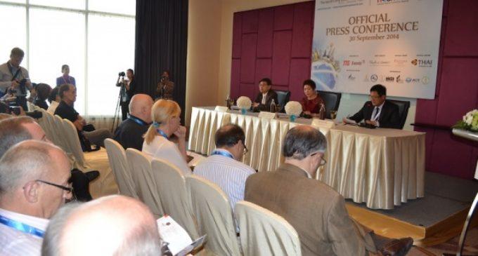 Sawasdee at IT & CMA in Bangkok 2014