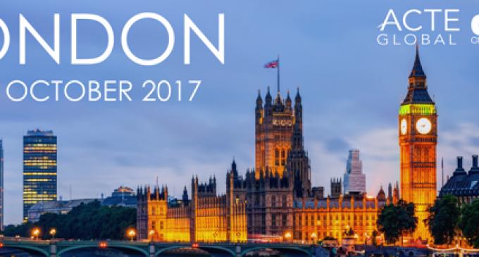 ACTE: Aviation & Corporate Travel Summit v Londýně