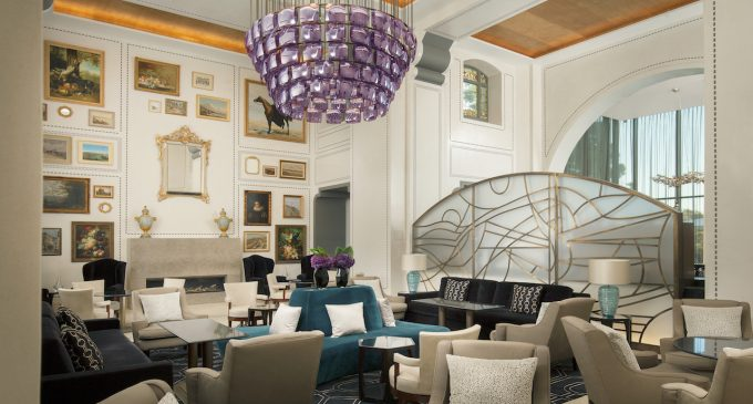 Lokace: Royal Savoy Hotel & Spa Lausanne