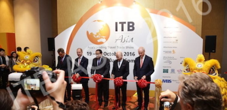 ITB Asia 2017 sells out ahead of 10th anniversary