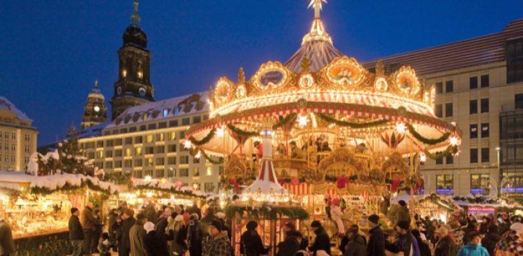Nejpopulárnější destinace na Vánoční trhy