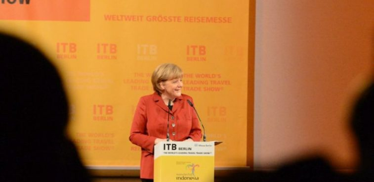 (English) Federal Chancellor Merkel to open ITB Berlin 2018