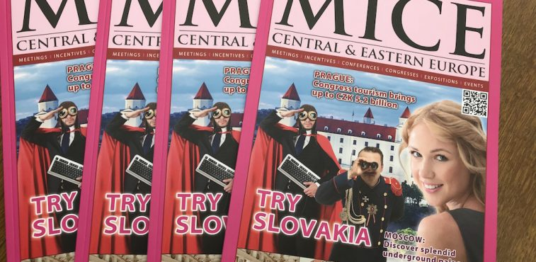 New Issue of MICE CENTRAL & EASTERN EUROPE – Spring