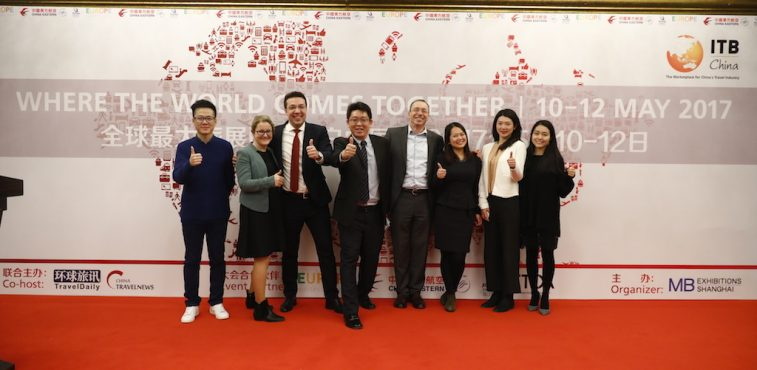 ITB China 2018: Exhibition space grows by 50 percent and is fully booked  up again