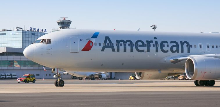 AMERICAN AIRLINES BEGINS NEW SERVICE BETWEEN PRAGUE AND PHILADELPHIA