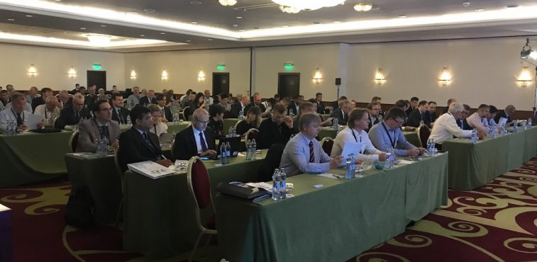 Petroleum industry professionals from all around the world met in Prague