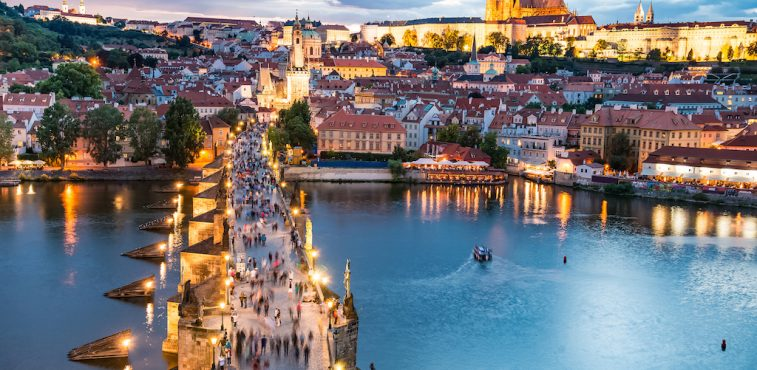 Prague is the World's 8th Most Popular Meeting Destination