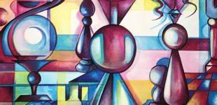 Úžasná vernisáž výstavy Joe Muczka jr. Art & Chocolate