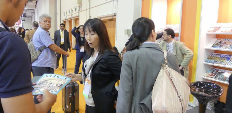 ITB Asia 2018 – First Ever Speed Networking Session with MICE & Corporate buyer!