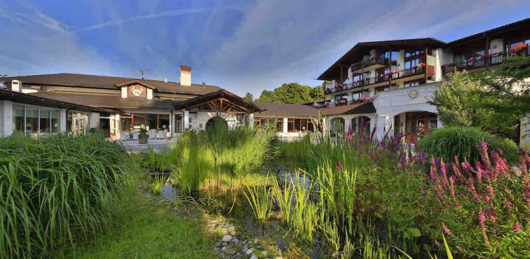 Alpenhof Murnau, the Bavarian holiday and meeting paradise, renovates its facilities and offers a new MICE concept
