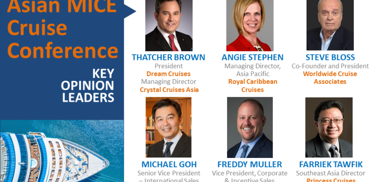 (English) First Asian MICE Cruise Conference Launches At IT&CMA 2018