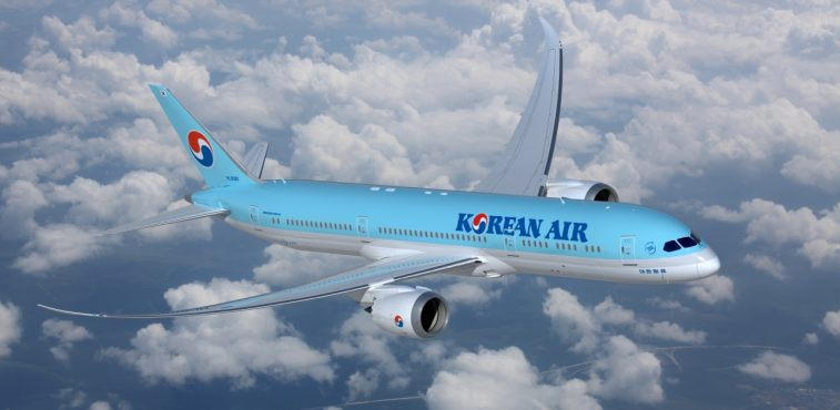 Korean Air to Service Seoul – Prague Route Using Dreamliner aircraft commencing October 2018