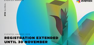 Registration deadline for Eventex Awards 2019 extended due to huge interest