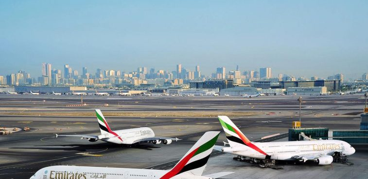 DXB Welcomes Billionth Passenger