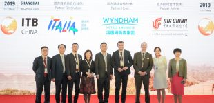 ITB China 2019 closed with 2,000 more attendees further strengthening its position as China's largest b2b exclusive travel trade show