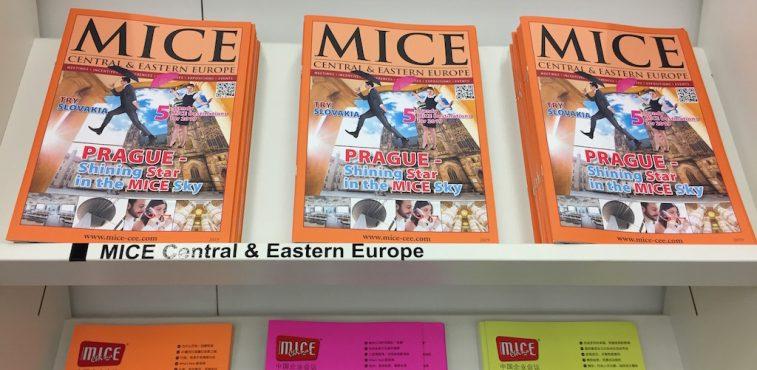 Naše magazíny na IMEXU ve Frankfurtu