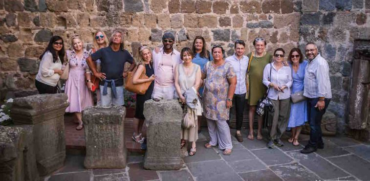 MICE-in-the-Bag brings  European corporate and independent buyers  to Borgo La Chiaracia