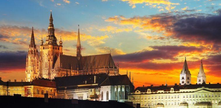 PRAGUE: Shining Star in the MICE Sky