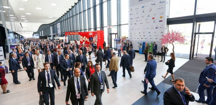 Expoforum welcomes €700,000 subvention fund to support St Petersburg's international growth