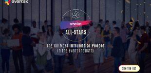 Nejvlivnější osobnosti světa v event – MICE průmyslu – TOP 100