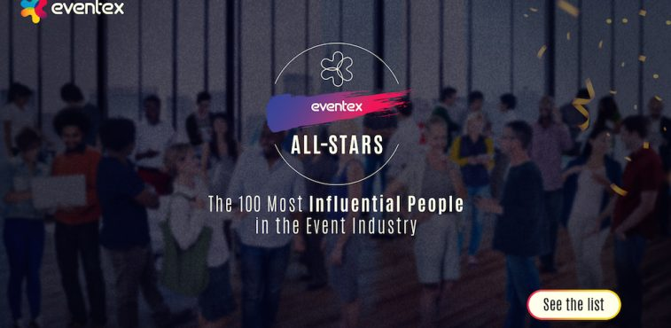 The 100 Most Influential People in the Event Industry