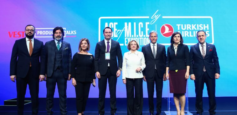 (English) MEETING OF TURKISH AND GLOBAL MICE SECTOR CREATED A GREAT SYNERGY!