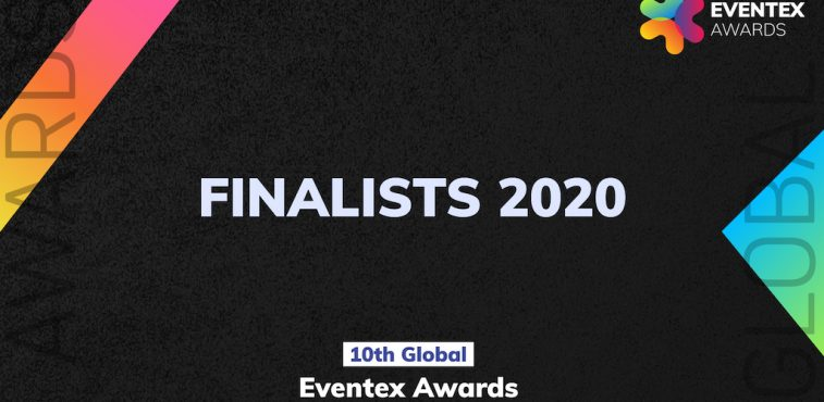 (English) Eventex Awards 2020 finalists announced