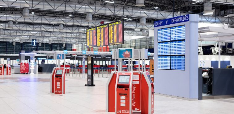 Temporary Changes of Check-in Procedure at Václav Havel Airport Prague